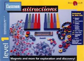 Classroom Attractions Magnet Kit | Level 1 | Teacher's Guide Included