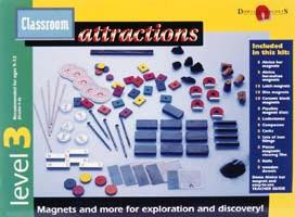 Classroom Attractions Magnet Kit | Level 3 | Ages 9-12