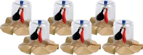 Lung Demonstration Kits | Set of 6 | Includes Instruction Sheet