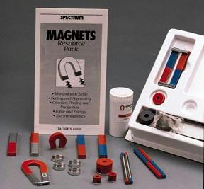 Magnet Resource Kit | 35 Magnets Included | Includes Teacher's Notes