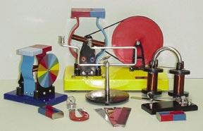 Concepts of Magnets & Electromagnetism Kit | Includes Instructions