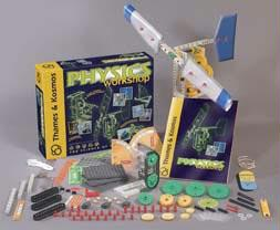 Physics Workshop Kit | 36 Models & 73 Experiments | Fundamentals of Physics