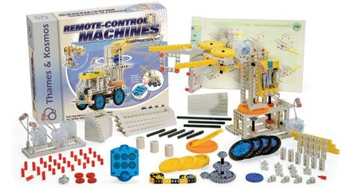 Remote-Control Machines Kit | 48 Page Color Manual Included