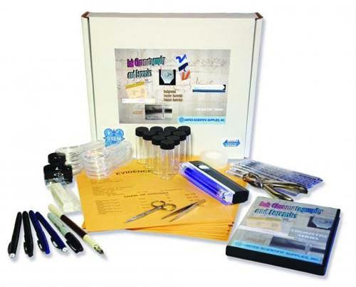 Ink Chromatography & Forensics STEM Kit | Ink Chromatography