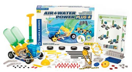 Air+Water Power PLUS Kit | 60 Page Instruction Book Included