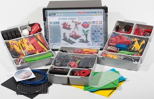 STEM Prep Kit | Physics, Robotics, Energy, and Power | Comprehensive Set