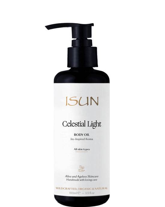 ISUN Skincare - Celestial Light Uplifting Body Oil