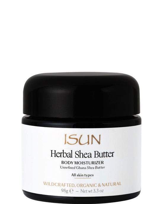 ISUN Skincare - Herbal Shea Butter Body Moisturizer