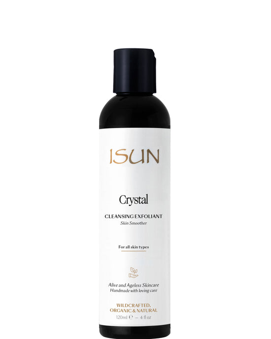 ISUN Skincare - Crystal Cleansing Exfoliant