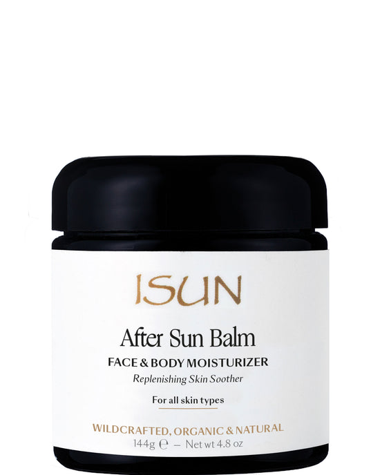 ISUN Skincare - After Sun Balm Face & Body Moisturizer