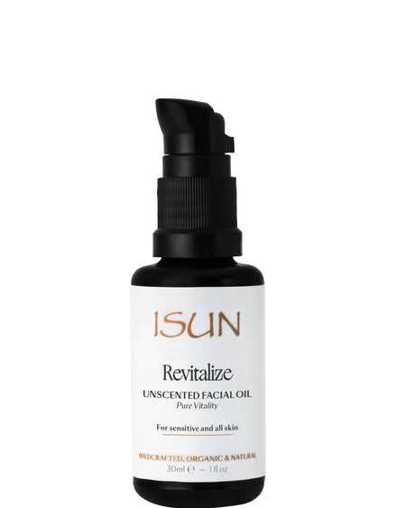 ISUN Skincare - Revitalize Unscented Facial Oil