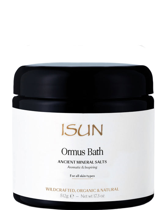 ISUN Skincare - Ormus Bath Ancient Mineral Salts