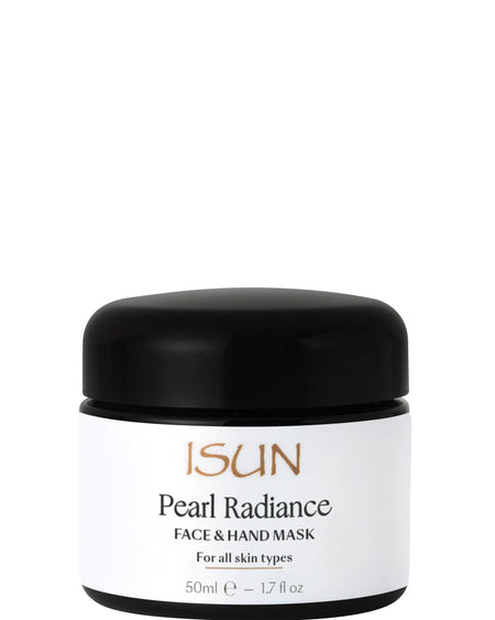 ISUN Skincare - Pearl Radiance Face & Hand Mask