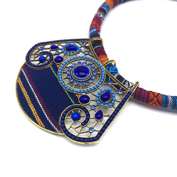 Pendentif Traditionnel Africain