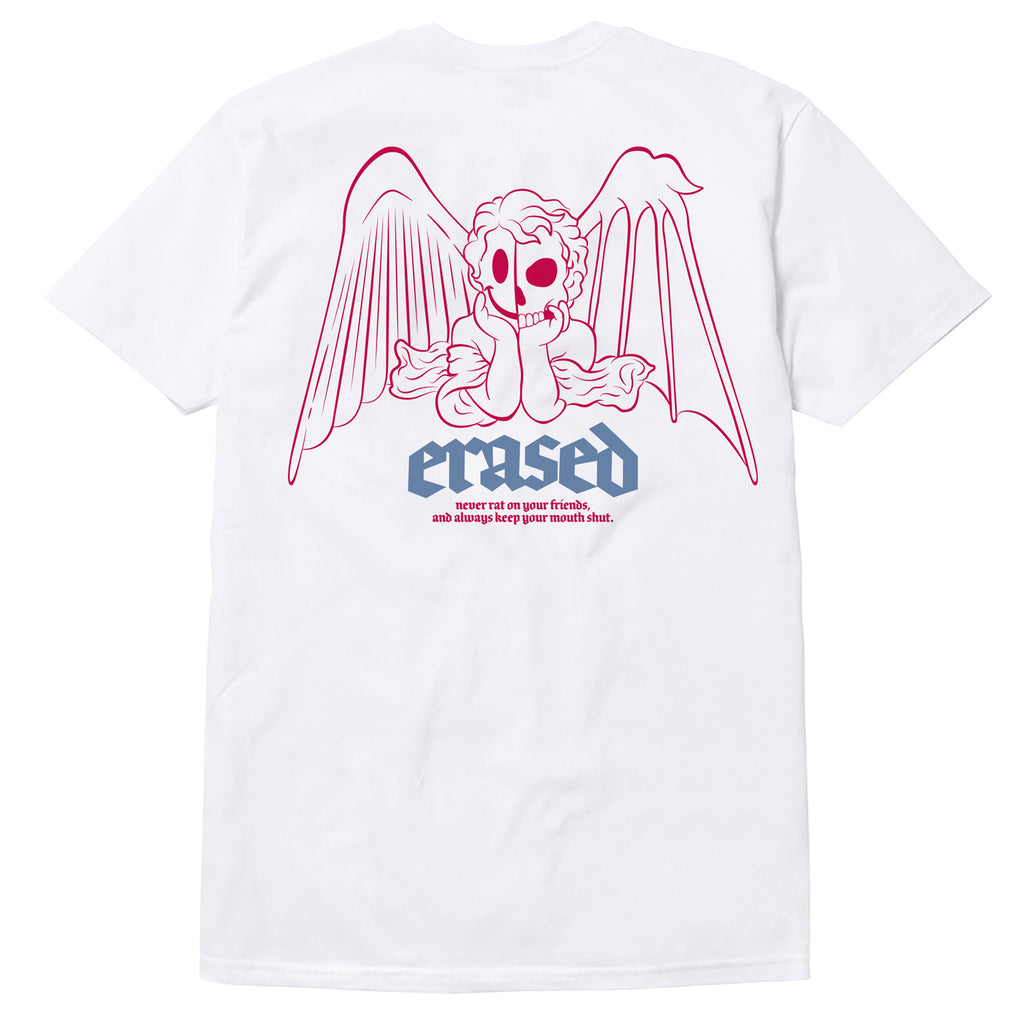 CUPID TSHIRT - WHITE