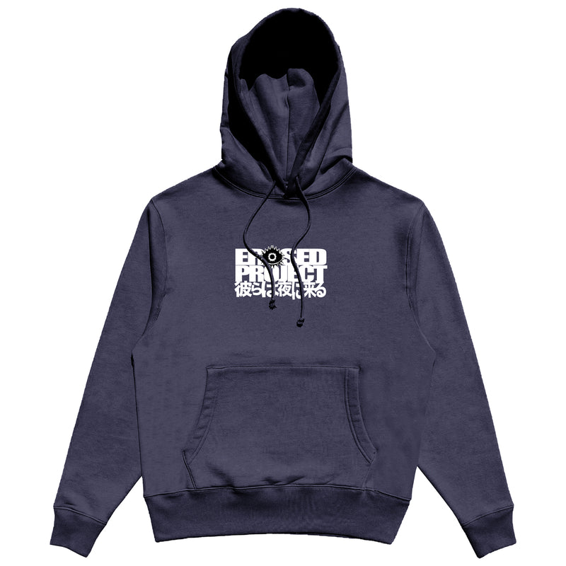 WICKED WHISPERS PULLOVER - NAVY