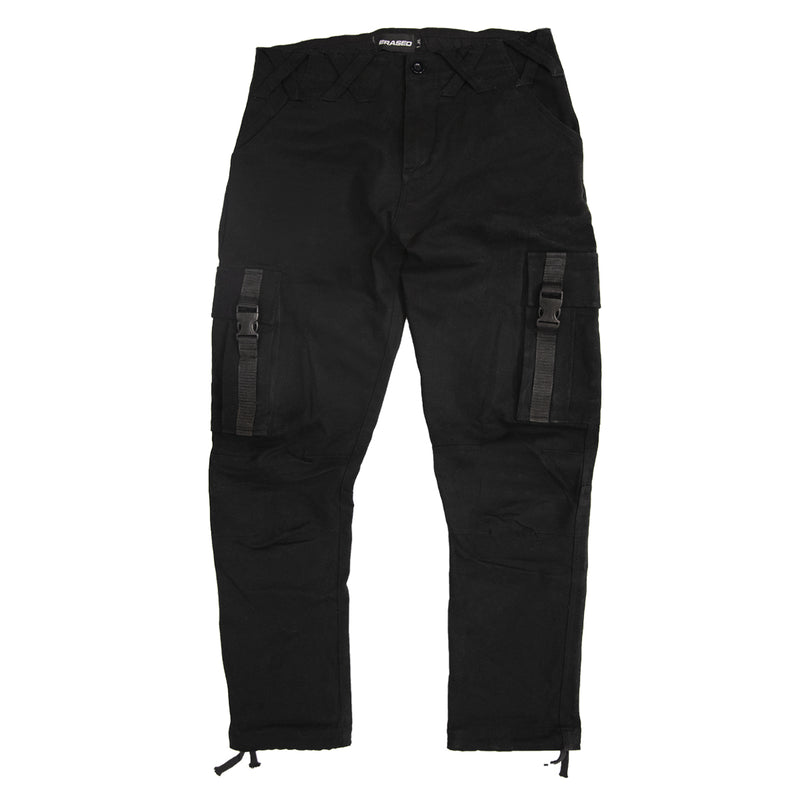 UNIFORM CARGOS 2.0 - ALL BLACK