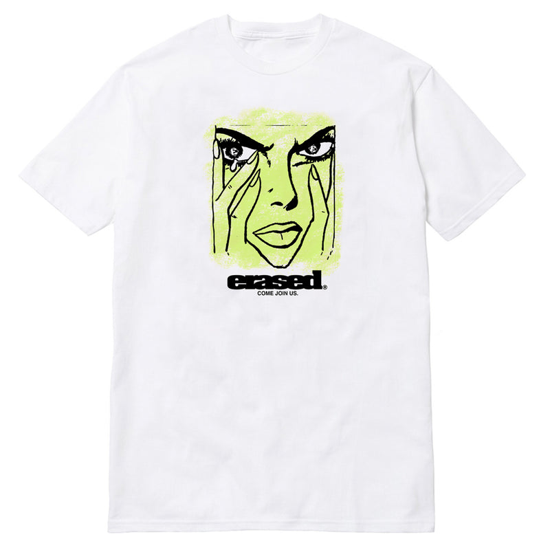 HYPNOTIZED TSHIRT - WHITE
