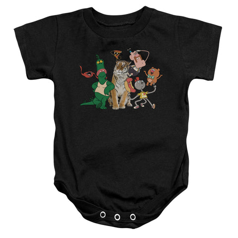 Uncle Grandpa - Group Infant Snapsuit