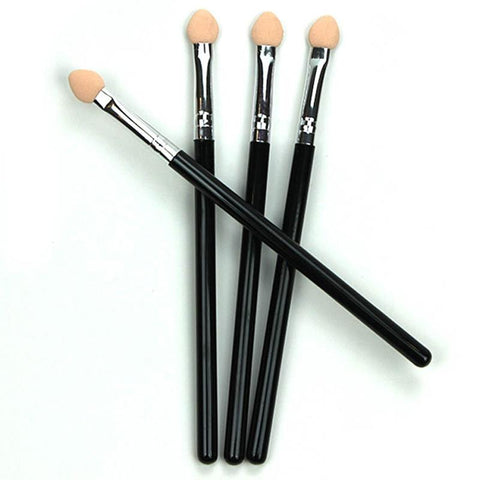 1 Pc Eyeshadow Brushes Sponge Portable Cosmetics Makeup Eye Shadow Eyeliner Lip Brush Applicator For Women Beauty maquillage Z35