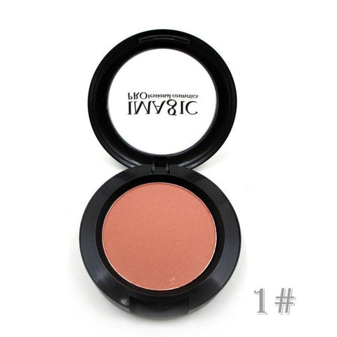 Natural Face Blush Powder Bronzer Face Color Blushers Makeup Powder Cheeks Color Cosmetics Blush Bronzer Shading Powder L4