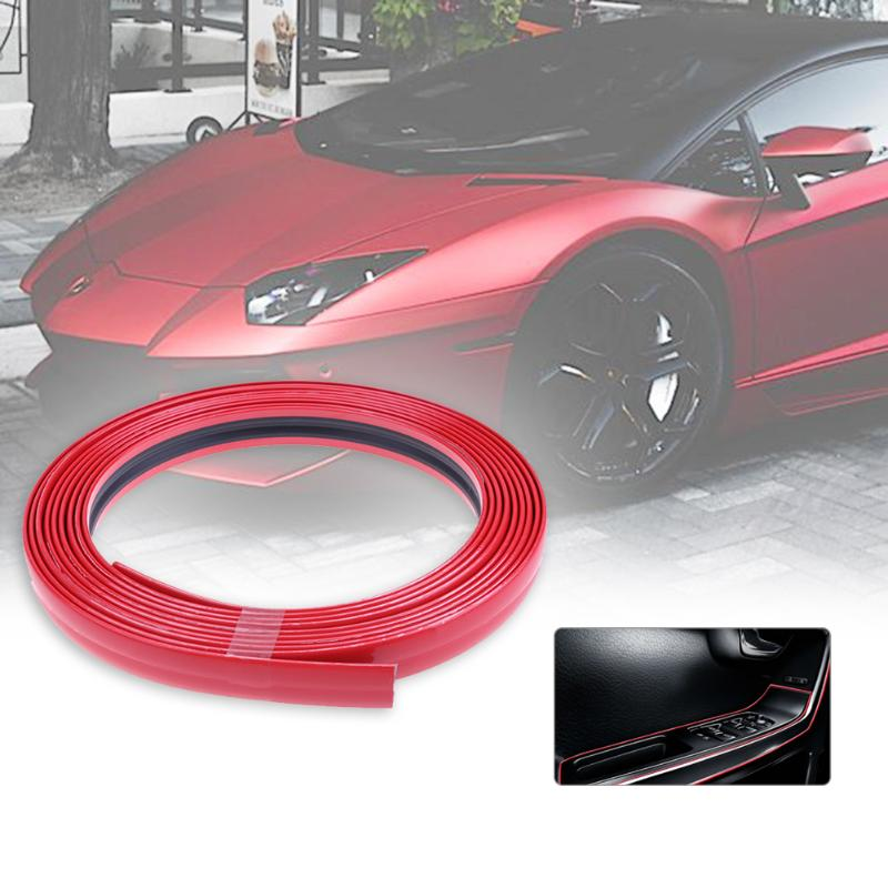 VODOOL 4M Car Reflective Tape Stickers Auto Motorcycle Safety Reflective Warning Tape Car Styling Decoration High Quality