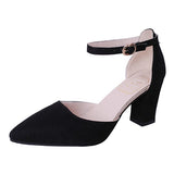 Fashion Women Pumps Sandals High Heel Summer Pointed Toe Dancing Wedding Shoes Casual Sexy Party Solid Ladies High Heels YBT746