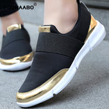 Brand Women Casual loafers Breathable Summer Flat Shoes Woman Slip on Casual Shoes New Zapatillas Flats Shoes Size 35-42