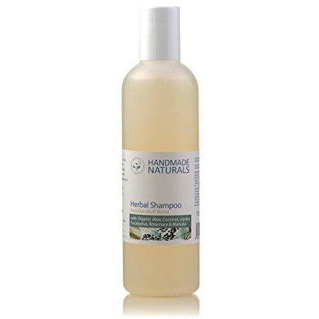 شامبو محضر يدويا طبيعي للقشرة -Handmade Naturals Anti-Dandruff Herbal Shampoo - UK2Gulf.com