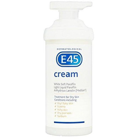 كريم عناية جلدية - E45 Dermatological Cream - UK2Gulf.com