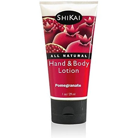 شيكاي مرطب الجسم والايد -Shikai Hand & Body Lotion Pomogranate, Pomogranate 30 ml - UK2Gulf.com