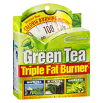 Green Tea Triple Fat Burner, 30 capsules - اقراص الشاي الاخضر