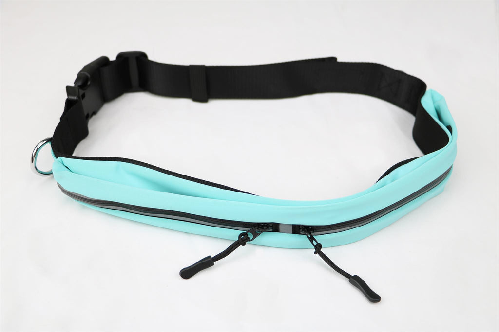 Dog Walking / Running Adjustable Reflective Belt with Weatherproof Pockets