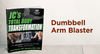 Dumbbell Arm Blaster