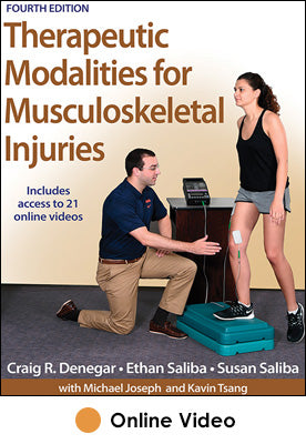 Therapeutic Modalities for Musculoskeletal Injuries Online Vid 4E