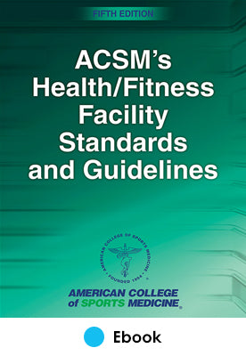 ACSM's Health/Fitness Facility Standards and Guidelines 5th Edition epub