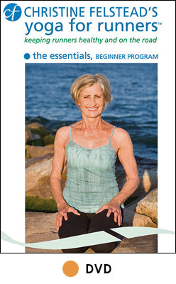 Yoga for Runners DVD: The Essentials, Beginner Program