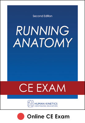 Running Anatomy Online CE Exam-2nd Edition