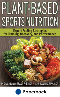 Plant-Based Sports Nutrition