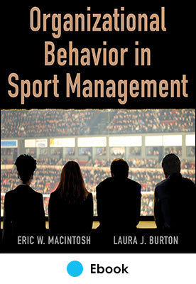 Organizational Behavior in Sport Management PDF