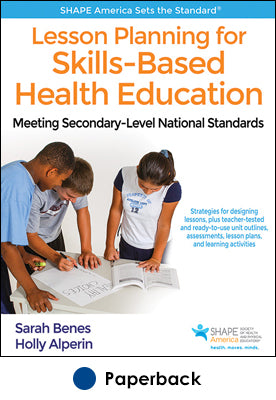 Lesson Planning for Skills-Based Health Education With Web Resource