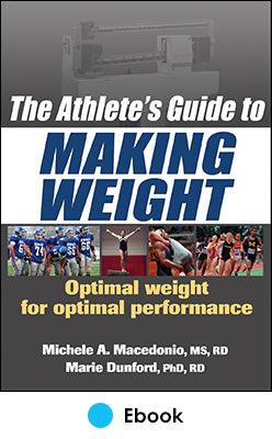 Athlete's Guide to Making Weight PDF