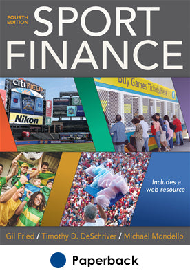 Sport Finance 4th Edition With Web Resource
