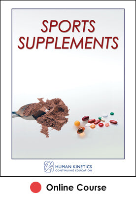 Sports Supplements Online CE Course