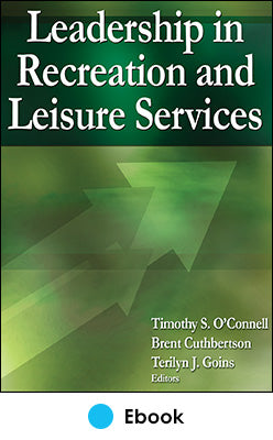 Leadership in Recreation and Leisure Services PDF