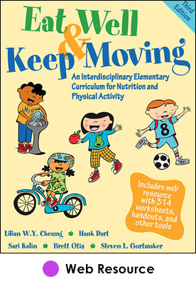 Eat Well & Keep Moving Web Resource 3rd Edition