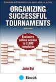 Organizing Successful Tournaments 4th Edition PDF