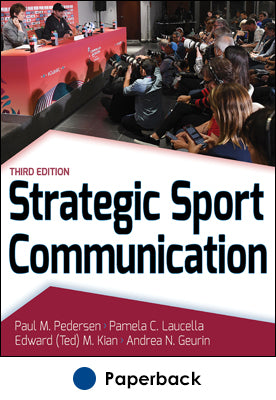 Strategic Sport Communication-3rd Edition