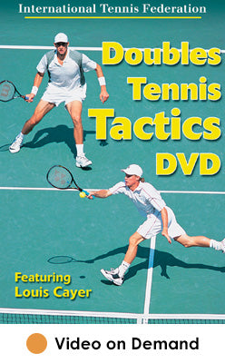 Doubles Tennis Tactics Video on Demand-HK