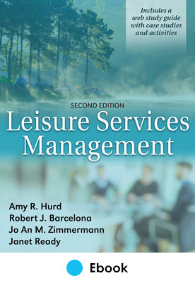 Leisure Services Management 2nd Edition epub With Web Study Guide